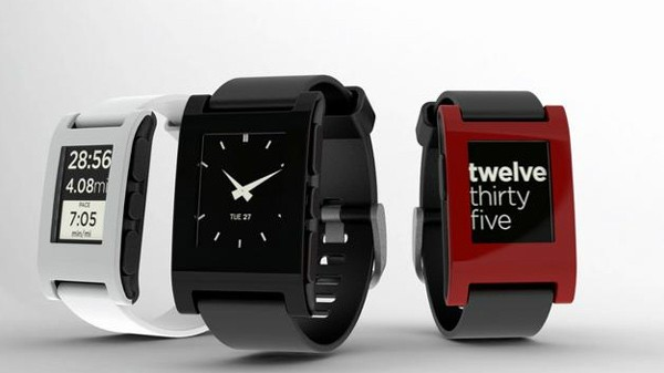 Hands-On Pebble Watch: Menus And Options