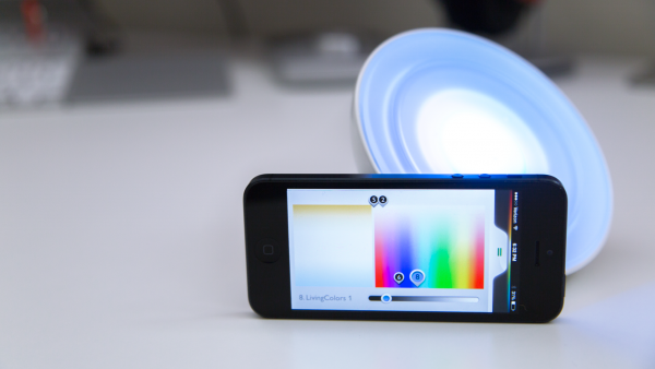 [Review] Philips 'Friends Of Hue' Bloom Lamp Overview And Demo