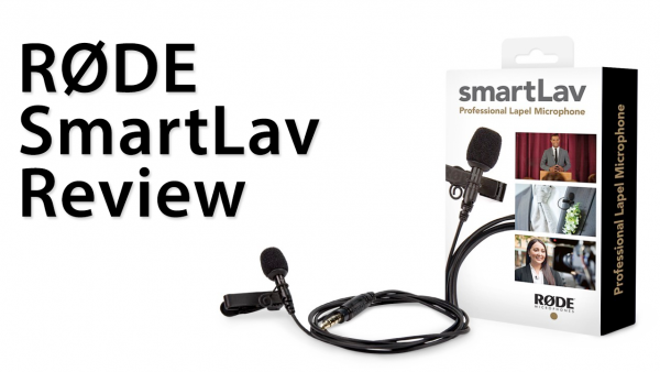 [Review] RODE SmartLav: Pro Lapel Mic For iOS Devices – Demo And Comparison