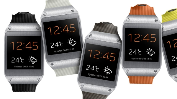 Samsung Galaxy Gear: Unboxing And Overview