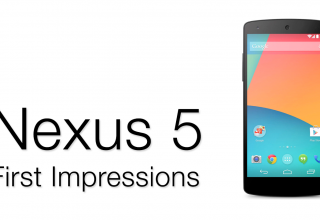 [Podcast] Episode #83 – The 'A' Word – Nexus 5 First Impressions