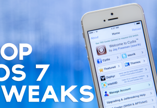 Best Tweaks Compatible With iOS 7 (Part 2)