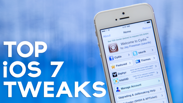 Best Tweaks Compatible With iOS 7 (Part 2)