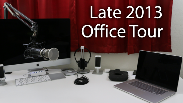 Late 2013 Office Tour – My Work Setup
