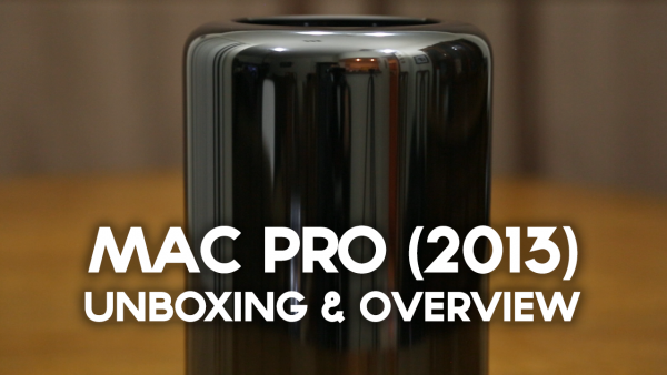 Apple Mac Pro (2013): Unboxing Remix, Overview And Benchmarks