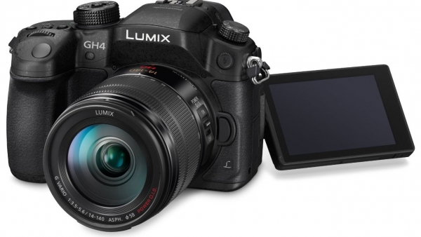 Panasonic's Lumix GH4 Ships In Late April For $1,699