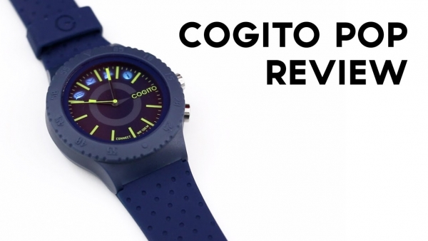 Cogito Pop Smartwatch Review
