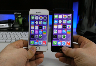 This Is What iOS Looks Like On An iPhone 6 (4.7 inch Display)