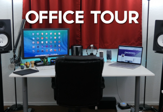 Epic Office Tour In 4K!
