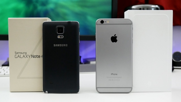 Apple iPhone 6 Plus vs Samsung Galaxy Note 4 – Ultimate Comparison!