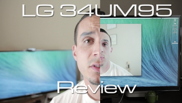 LG 34UM95 Ultra-Wide Monitor Review (Video)